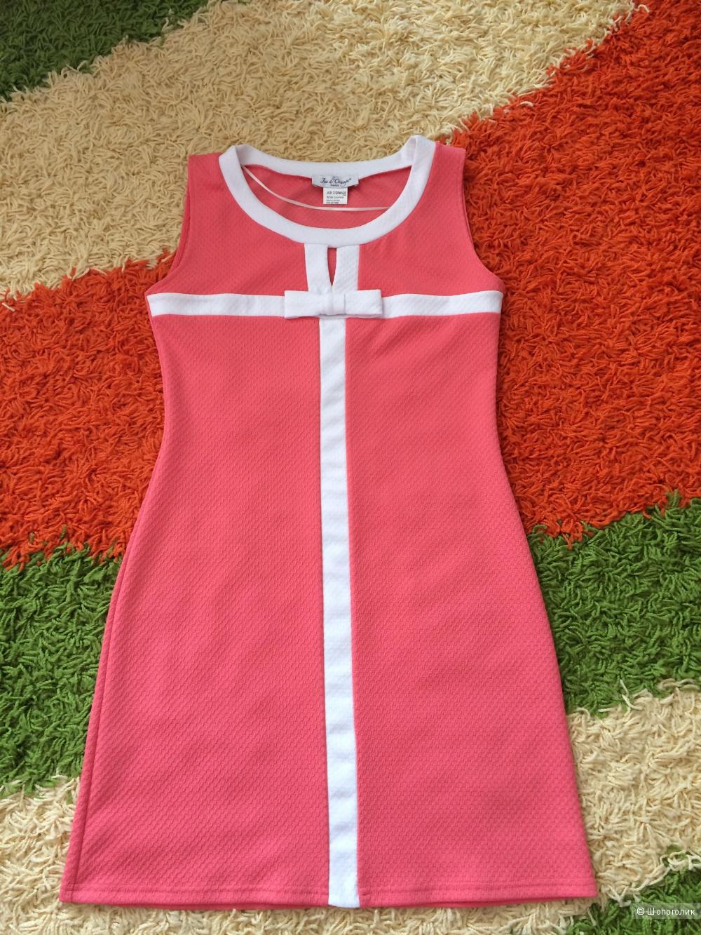 Платье, французского бренда JUB D'ORANGE, размер 44.