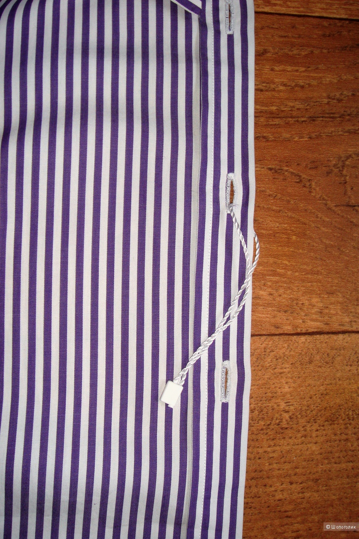 Хлопковая рубашка Max Mara размер 42 (40 итальянский)