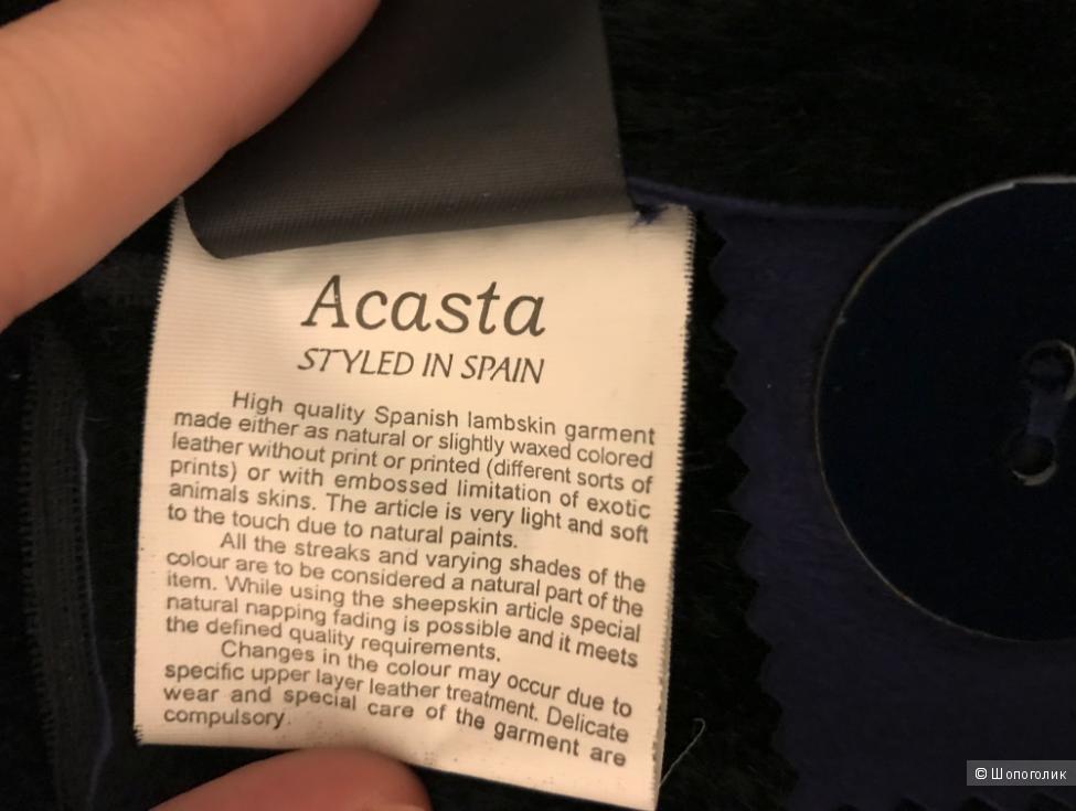 Дубленка Acasta 44 rus