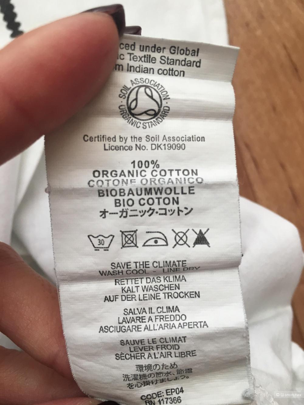 Сет футболок фирм Merylin Monroe, earth positive, S Oliver, размер S