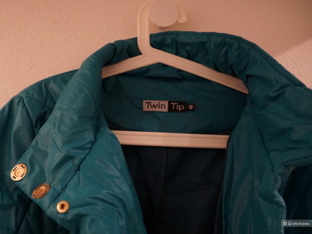 Пальто беларусского производителя TwinTip, размер 48