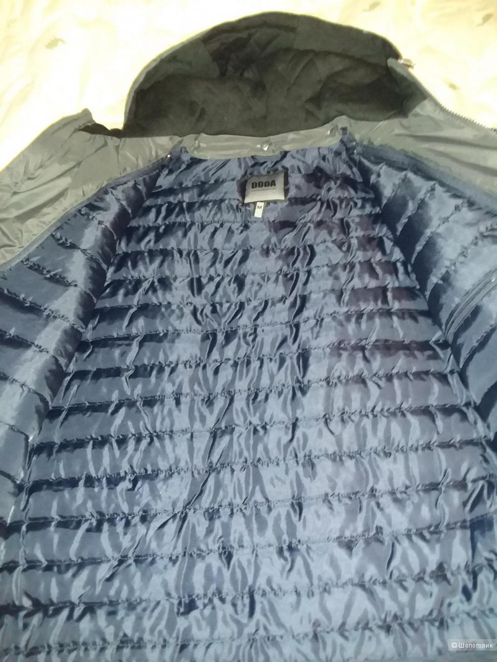 Новая мужская куртка DOOA размер М синяя