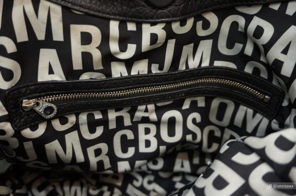 Кожаный шопер Marc by Marc Jacobs (размер 36 на 28)
