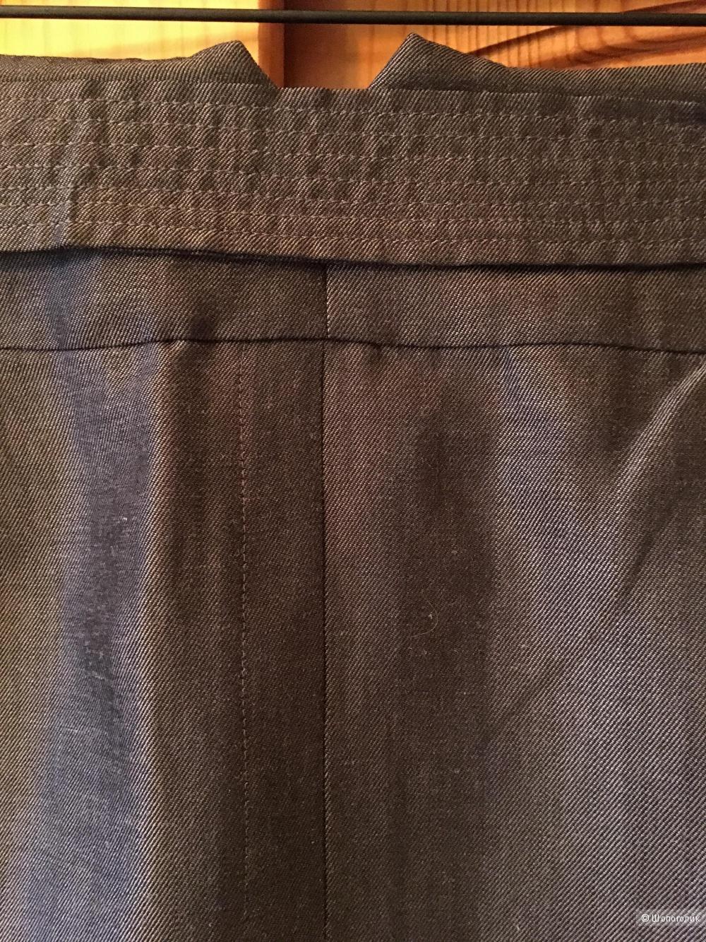 Юбка-карандаш шерсть/рами TURNOVER размер D36