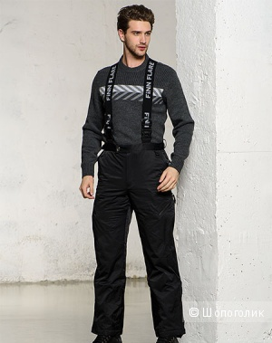 Лыжные брюки мужские Finn Flare S (176-92-80)