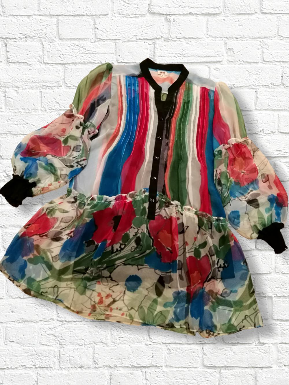 Kenzo.Реплика. Платье-туника. 42/44