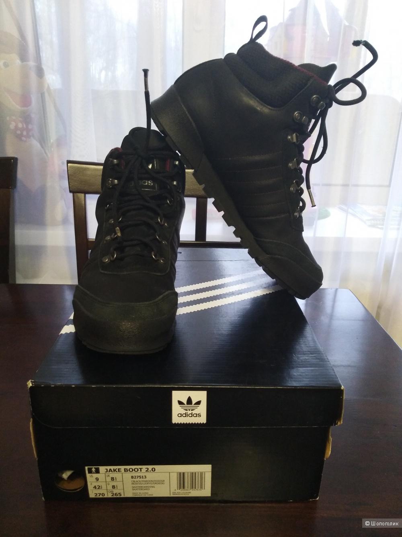 Кроссовки зимние Adidas US 9
