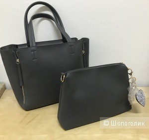 Кожаная сумка Vita