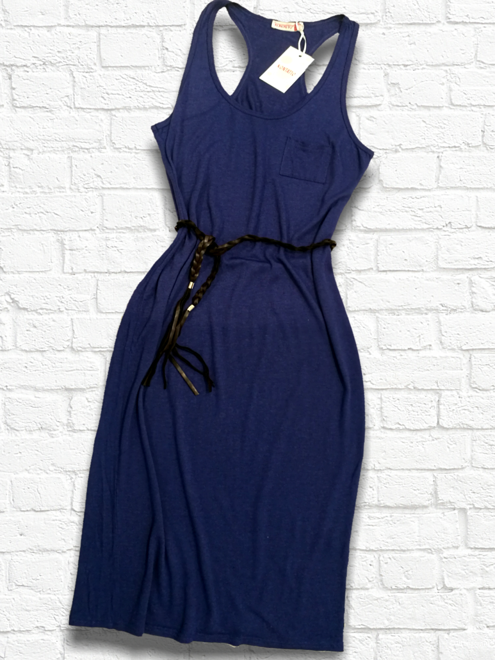 Kontatto. Платье-сарафан. S/M