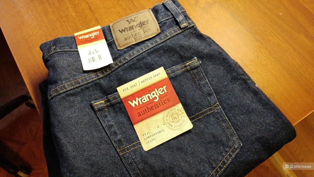 Джинсы Wrangler 40*30
