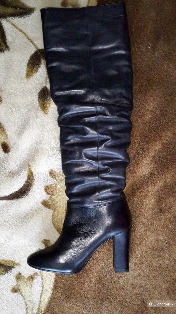 Кожаные сапоги Kore by Sophia Kokosalaki  UK 6