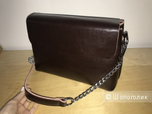 Кожаная сумка кроссбоди Vita