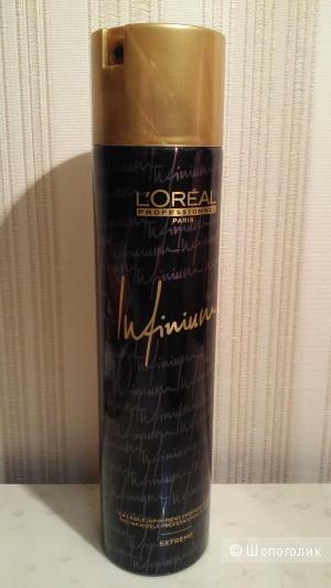 Лак для волос L'oreal Инфиниум 300 мл