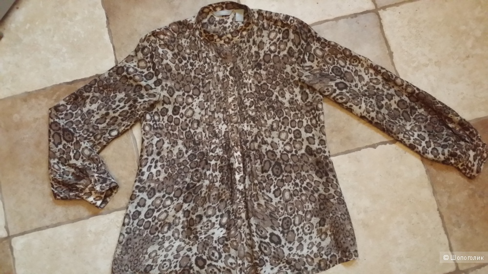 Liz Claiborne блузка, 100% шелк,   S