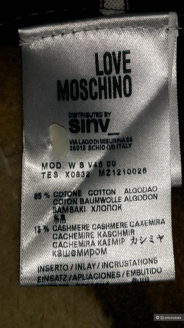 Джемпер Moschino размер 40 IT