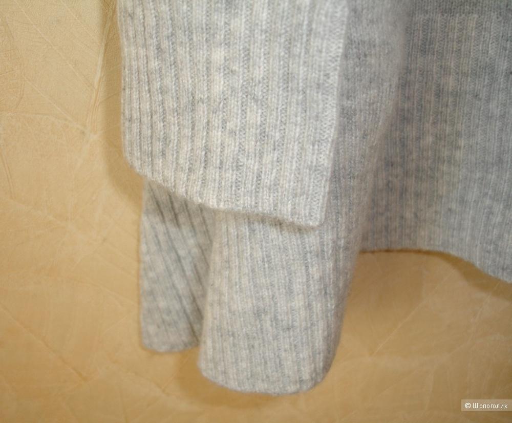 Кашемировый свитер-туника C by Bloomingdale's, размер S-M
