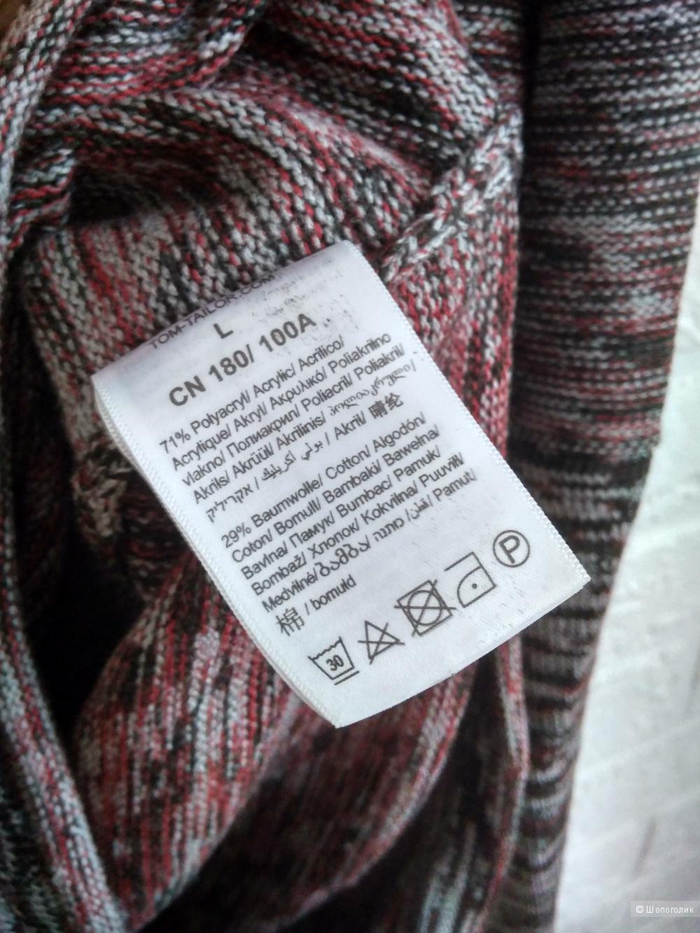Женский свитер от TOM TAILOR, размер L