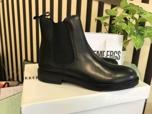 Женские ботинки Челси Bikkembergs, размер 35, 36, 37, 38, 39