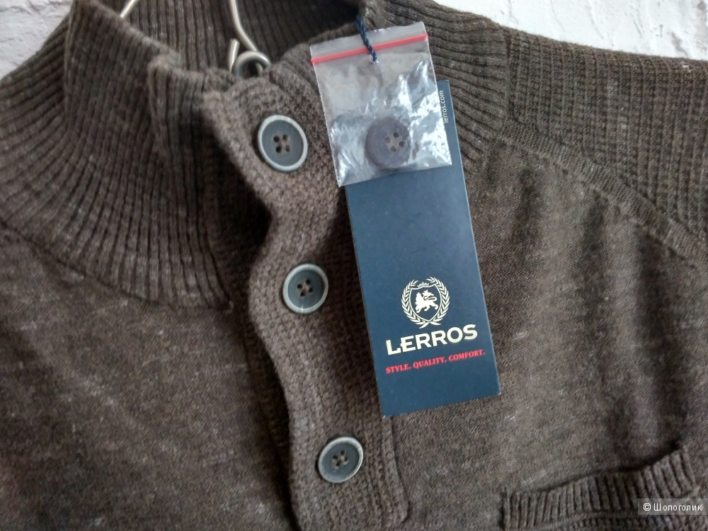 Мужской джемпер бренда LERROS, размер M