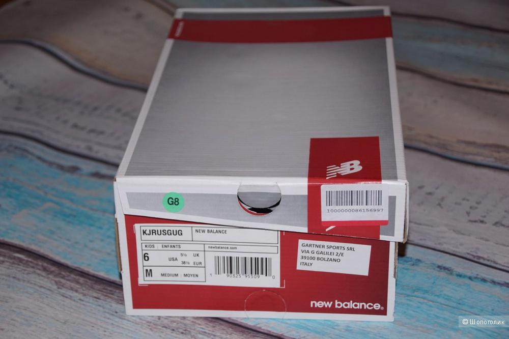 Беговые кроссовки New balance 37 размер