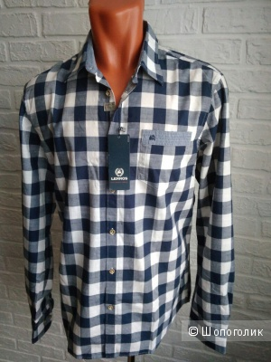 Мужская рубашка бренда LERROS, размер M