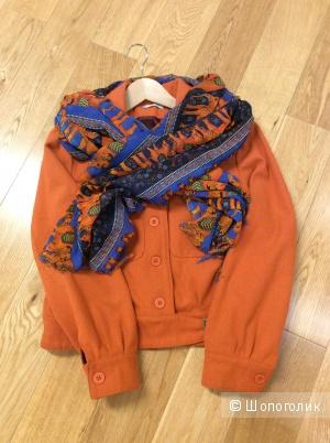 Куртка-жакет из шерсти 3suisses р.42FR (на 46-48)
