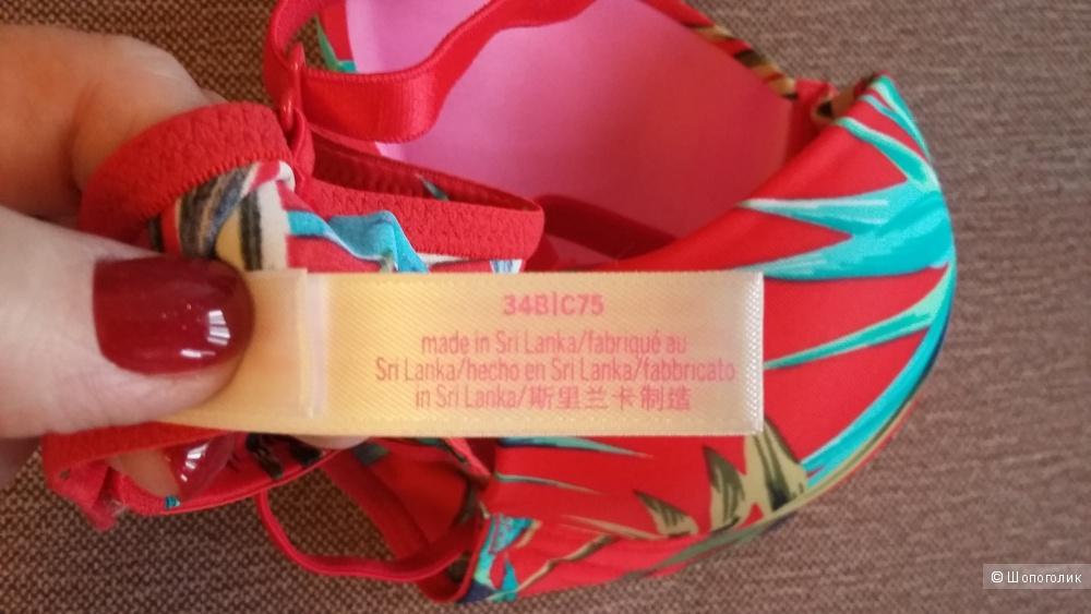 Комплект белья Victoria's Secret, размер 34-В
