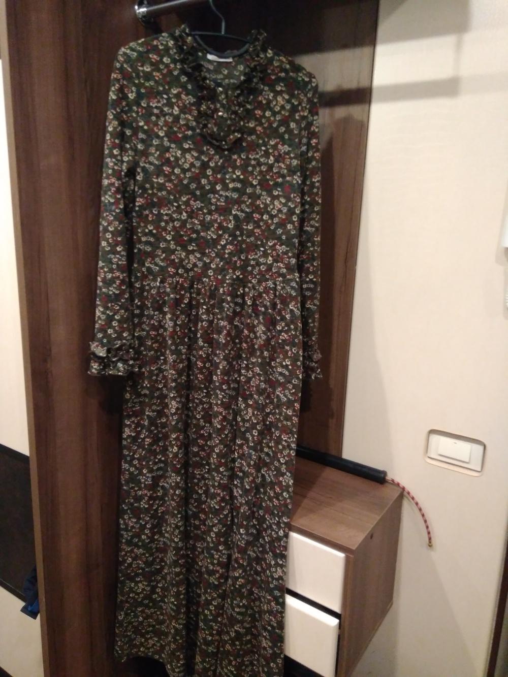 Платье макси фирмы Leader 46 р-р