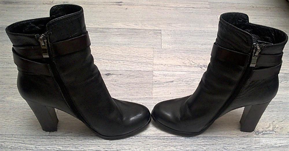 Сапоги на каблуке Gerzedo, 37 размер