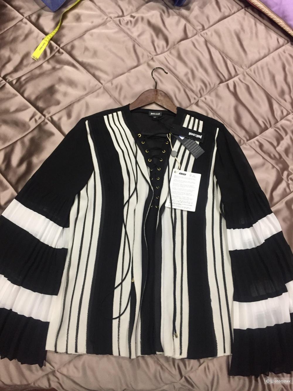 Блузка Just Cavalli 44 размер