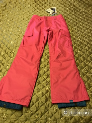 Тёплые брюки GSOU SNOW, размер 46-48