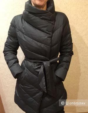Пуховик женский ART'ASCEND осень- зима Размер М-  44