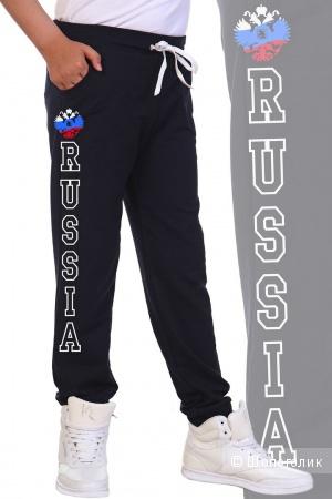 Тренировочные брюки на девочку р. 128-134