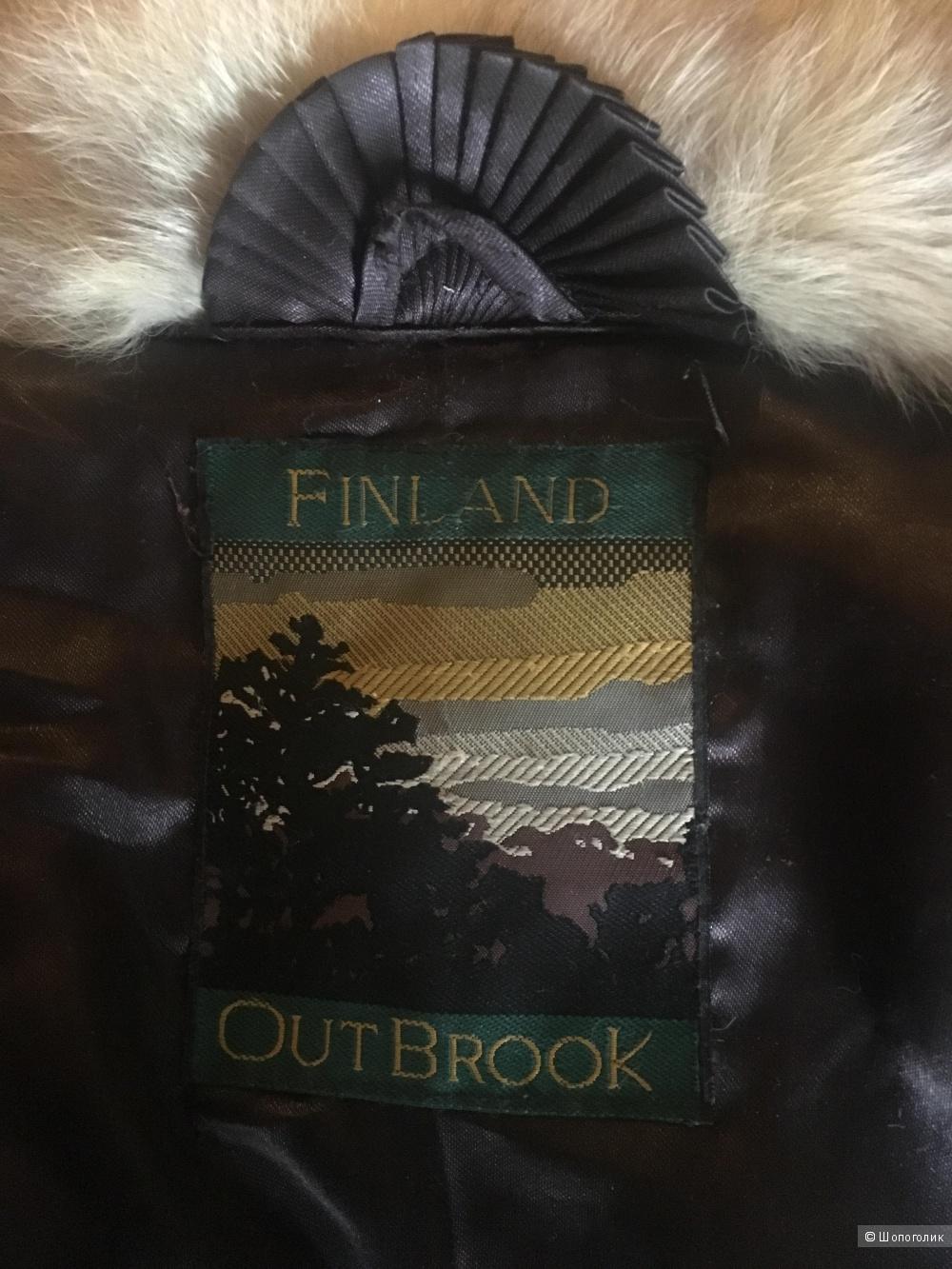 Шубка из натурального меха Finland Out Brook, 40-42