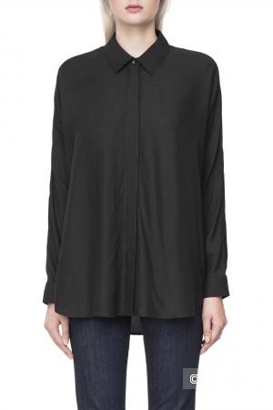 Рубашка weekday L (oversize)
