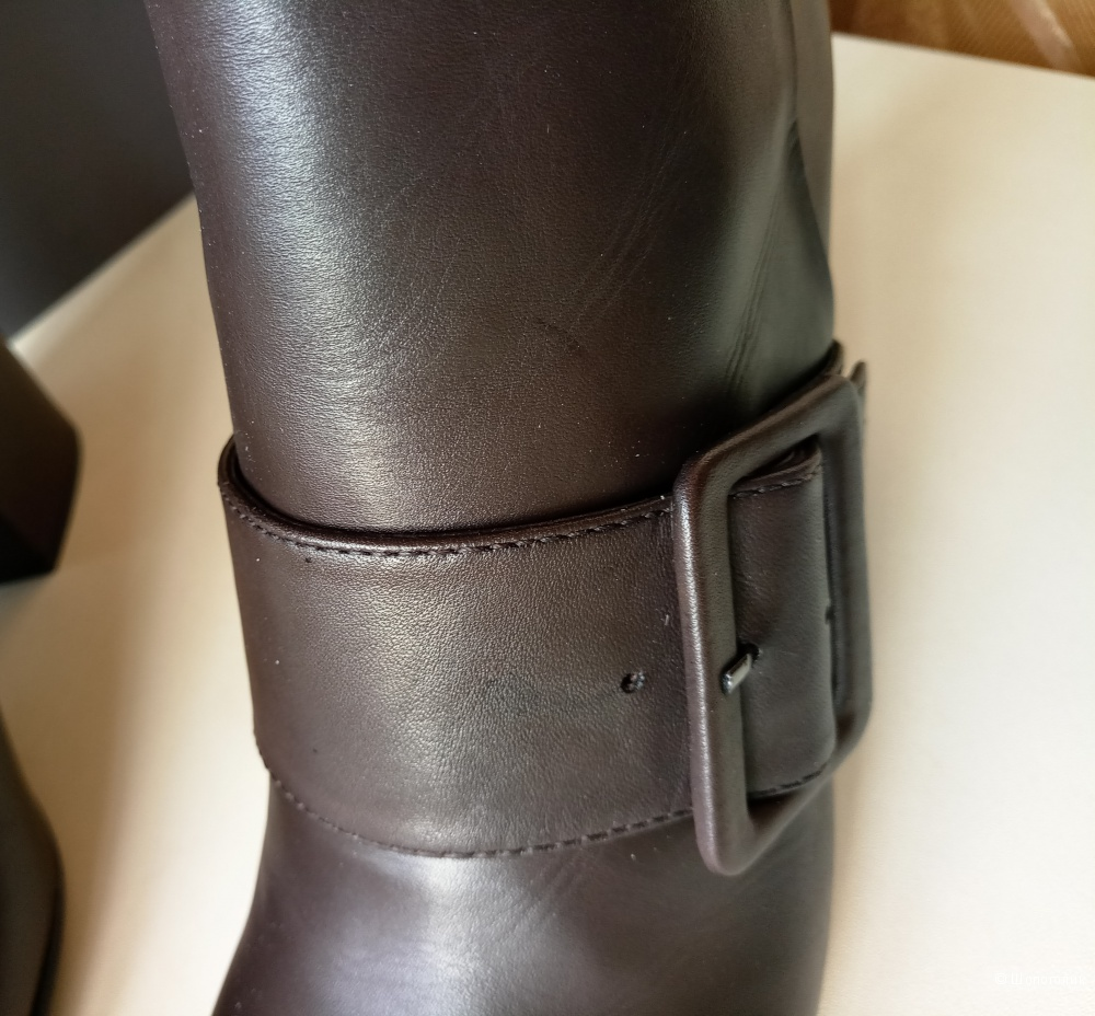 Ботинки высокие Elvio Zanon размер 39