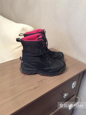 Ботинки женские Columbia Bugaboot Omni-heat 38-39р-р