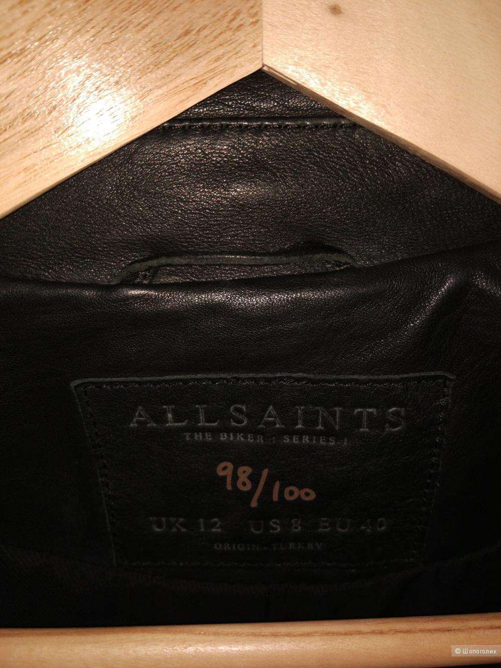 Куртка косуха All Saints р46