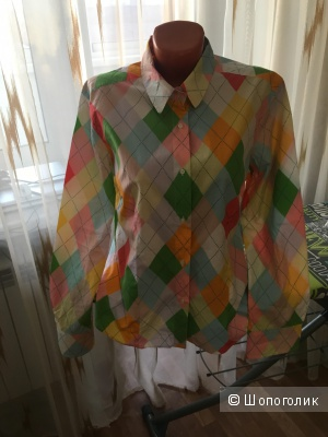 Рубашка Pringle, размер 48/50