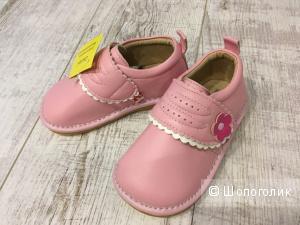 Ботинки для девочки Hide & Squeak, 24 размер