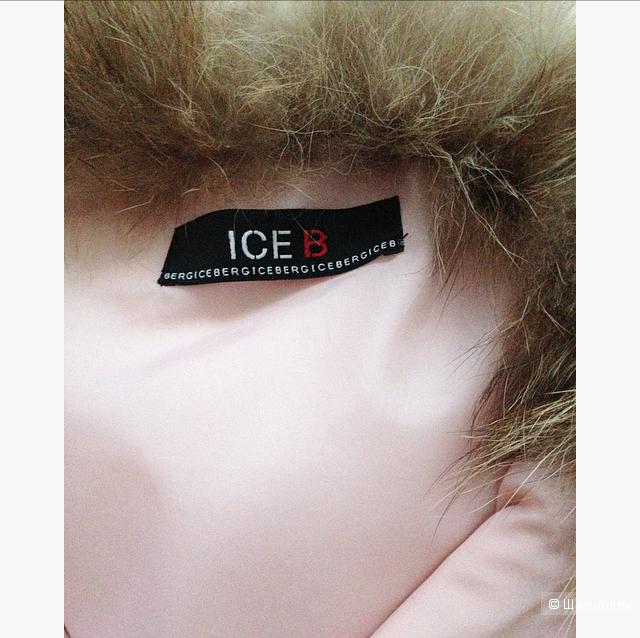 Пуховик ICEBERG. размер M(44)