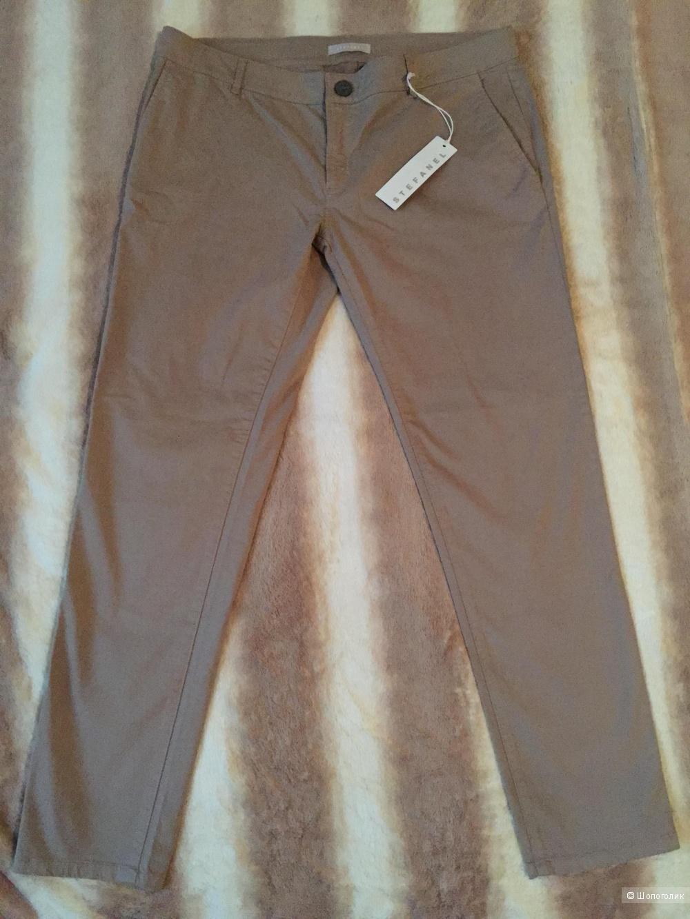 Повседневные брюки Stefanel, размер 48it (50ру)