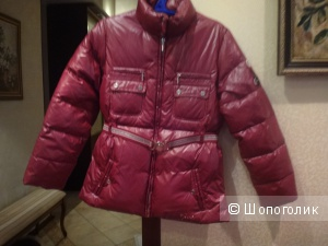 Куртка пуховик 42-44 размер GEOX