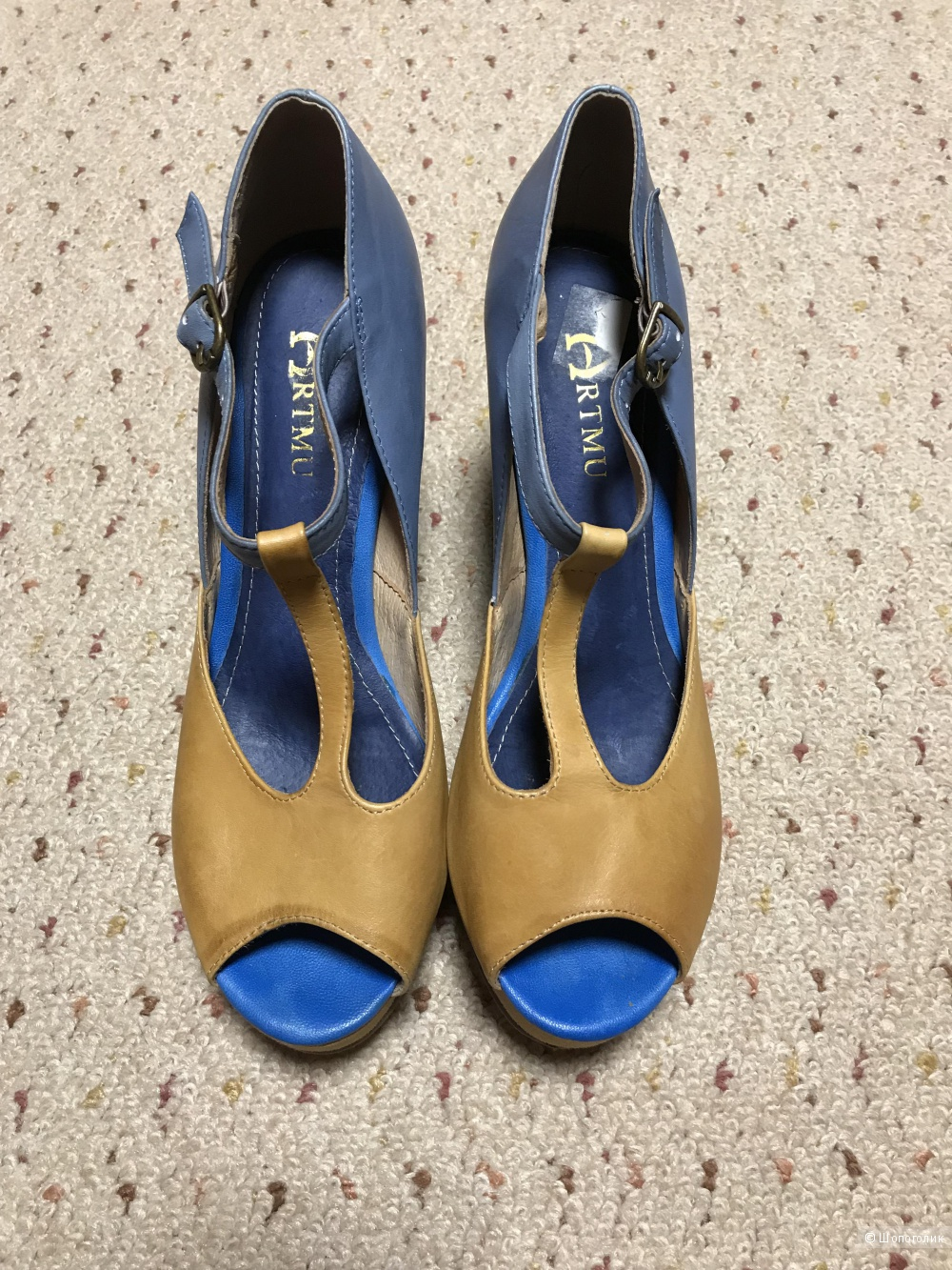 Туфли ARTMU размер 38
