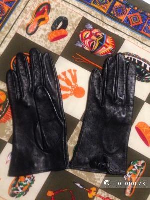 Женские новые перчатки Sermoneta Gloves Италия