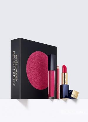 Набор для макияжа губ Party Chic The Pink Lip Estee Lauder