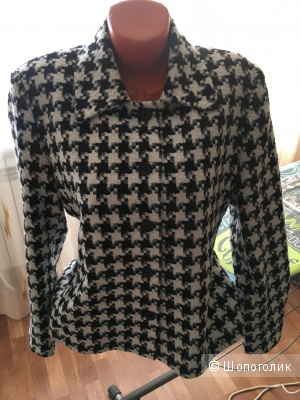 Пиджак- пальто Pier Angelini, 48 размера