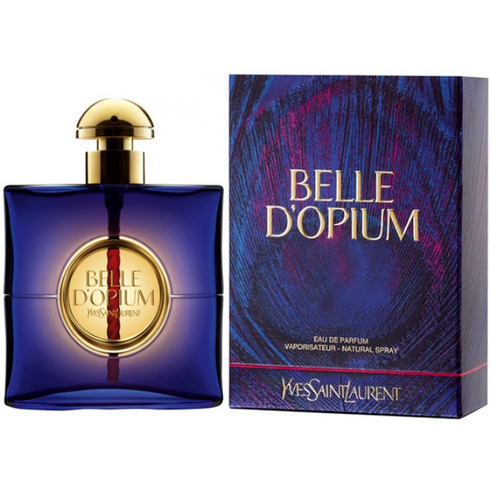 Парфюмерная вода Yves Saint Laurent. Belle d`Opium. 30 ml