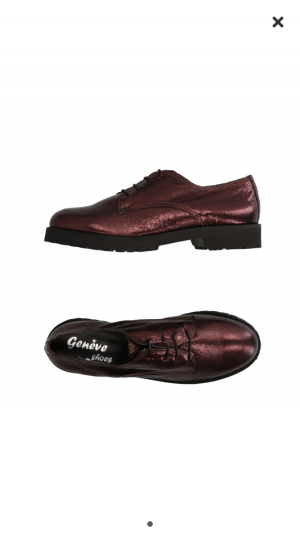 Полуботинки Geneve shoes 39р
