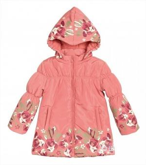 Демисезонная куртка Пеликан размер 4